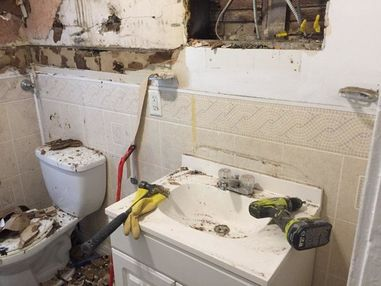 Water Damage Clean Up | Burst Pipes | Sewage Clean Up Harrison NY (1)