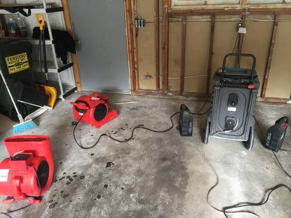 Water Damage inValhalla, NY from Leaking Water into Laminate and Rubber Flooring (3)